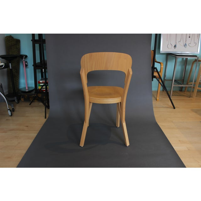 Modern Gebrueder T1819 107 Chair For Sale - Image 4 of 7