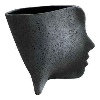 Modern Vase by Debra Nielsen For Sale