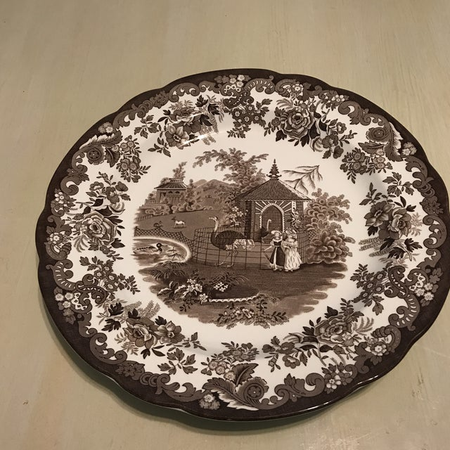 The Spode Archive Collection Plates - Set of 6 For Sale In Atlanta - Image 6 of 10