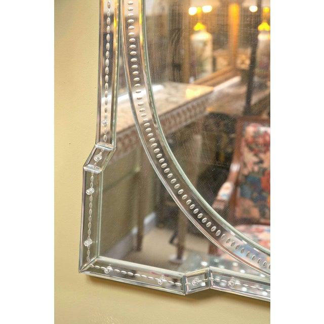 Venetian Decorative Mirror - Image 4 of 5