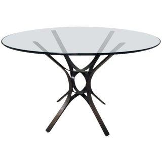Roger Sprunger for Dunbar Bronze Table For Sale
