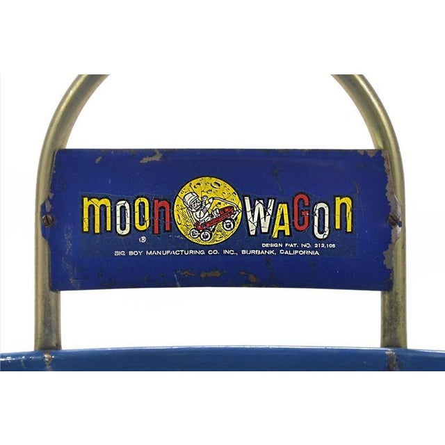Moon Wagon Riding Wagon Toy by Big Boy - Image 6 of 8