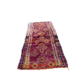 Moroccan Rug - 5′4″ × 10′4″ For Sale