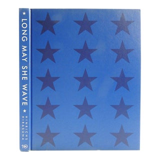 """""""Long May She Wave: A Graphic History of the American Flag"""" Book"""