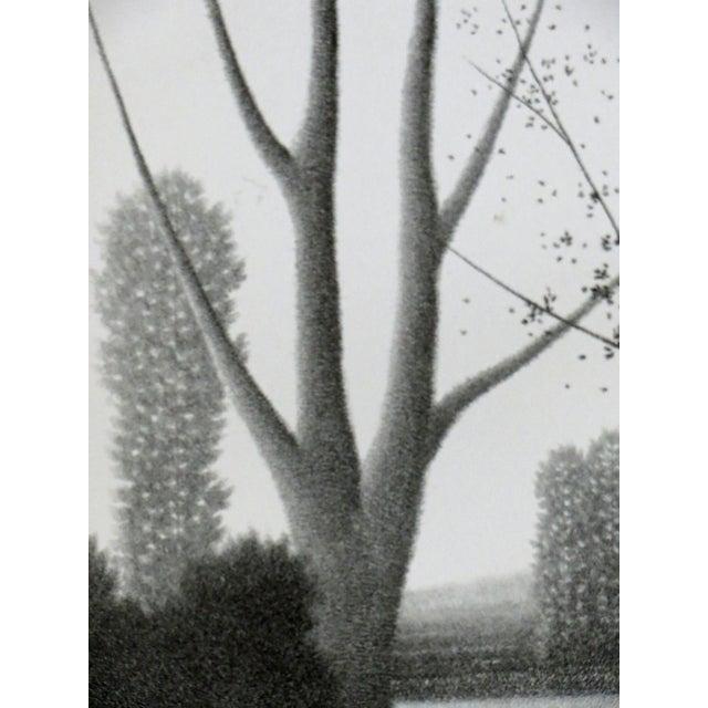 Robert Kipniss Lithograph For Sale - Image 7 of 8