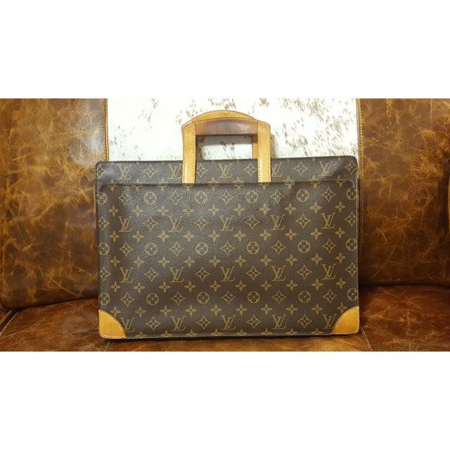 Vintage Louis Vuitton Briefcase - Image 11 of 11
