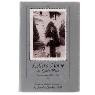"""1975 """"First Edition, Letters Home Correspondence 1950-1963"""" Collectible Book For Sale"""