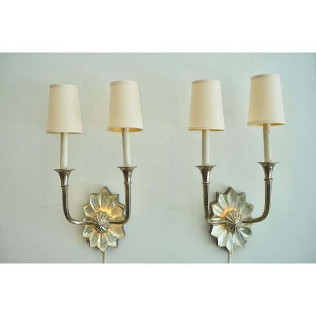French Art Deco Sconces For Sale - Image 4 of 9