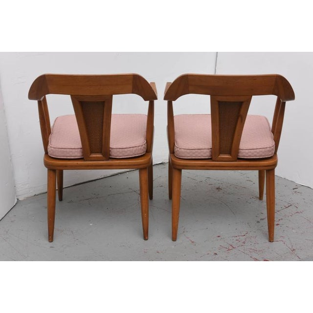 Tomlinson of High Point, Set of Four Dining Chairs, USA, 1957 For Sale - Image 5 of 10