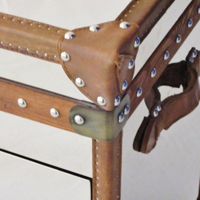 Restoration Hardware Trunk Chest Nightstands-Pair - Image 10 of 10