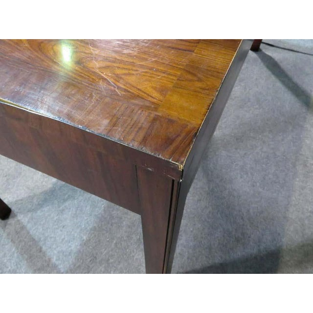 Rosewood Desk by Thomas O'Brien For Sale - Image 4 of 6