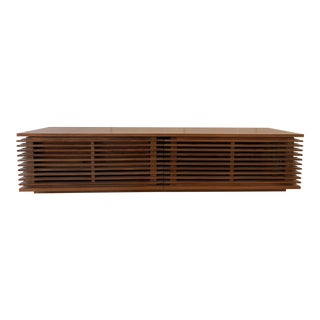 Mid-Century Modern Design Within Reach Line Media Console For Sale