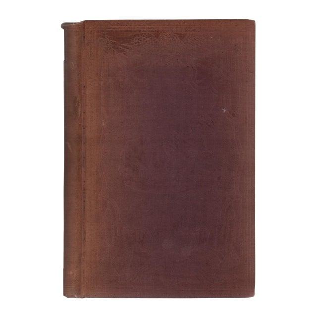 "1856 ""Arctic Explorations Vol I."" Collectible Book For Sale"