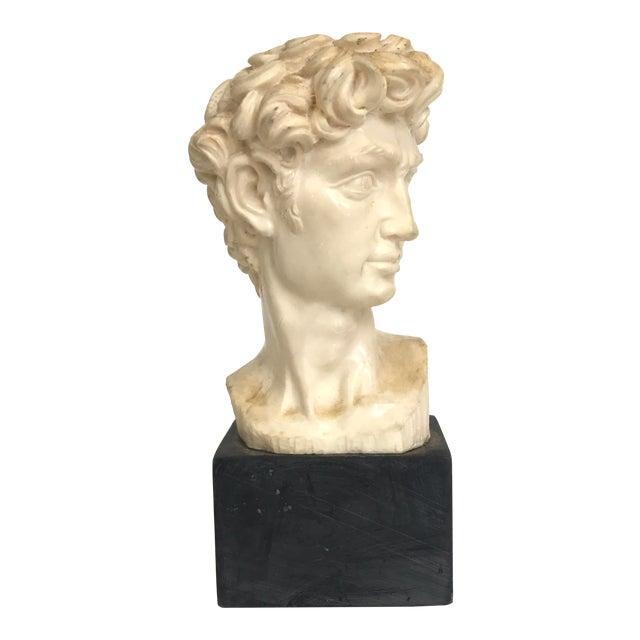 Michelangelo Head of David A  Santini Italy