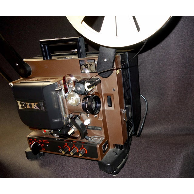 Circa Mid 20th Century 16mm Sound on Film Movie Projector for Decorative Display For Sale In Dallas - Image 6 of 13