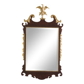 Friedman Brothers Model 4831 Federal Mahogany Mirror For Sale