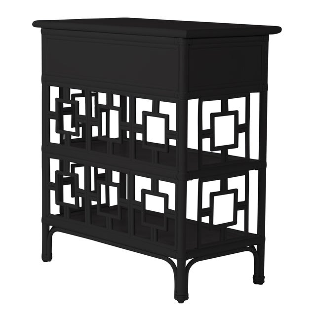 Not Yet Made - Made To Order Sobe End Table - Black For Sale - Image 5 of 7