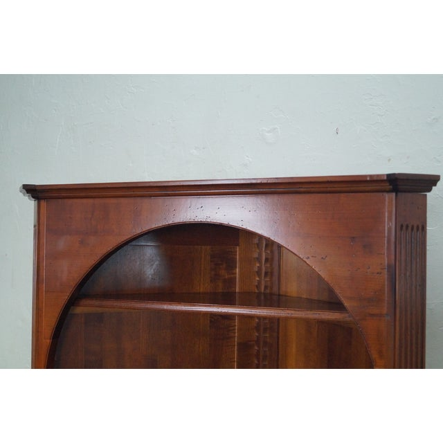 GEKA Grange French Country Cherry Corner Cabinet - Image 6 of 10