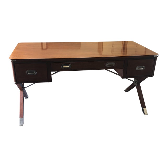 Hickory Chair Asheworth Campaign Desk