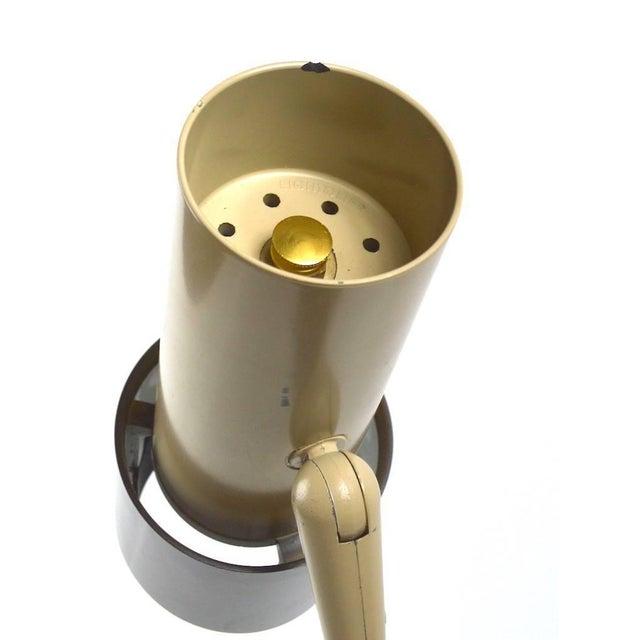 Mid 20th Century Thurston for Lightolier Two-Light Desk Lamp For Sale - Image 5 of 6