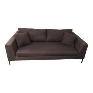 Anthropologie Mid Century Modern Sofa