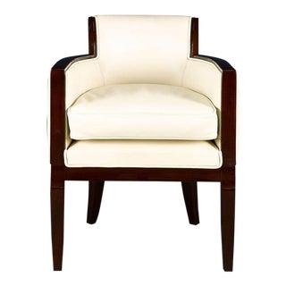 1930s Art Deco Armchair For Sale