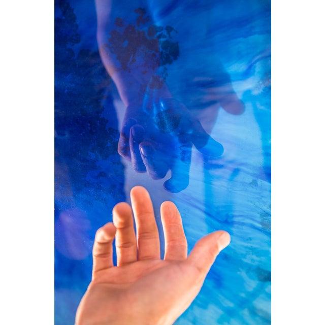 Customizable Ionian Iris - Convex Mirror by Tom Palmer - Image 4 of 11
