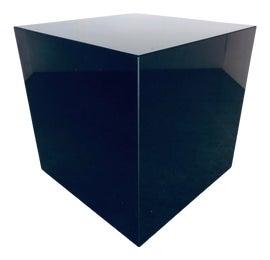 Image of Black Pedestals and Columns
