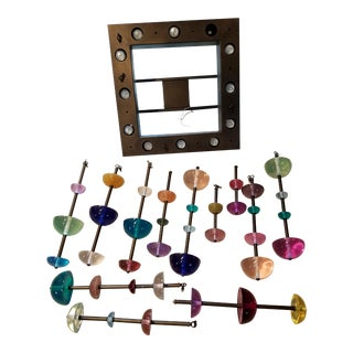 "Van Teal ""Among the Stars"" 12-Light Fixture For Sale"