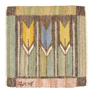 1940s Swedish Wall Hanging by AB Märta Måås-Fjetterström For Sale