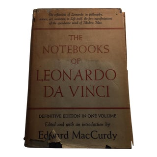 """The Notebooks of Leonardo Da Vinci"", 1954 For Sale"