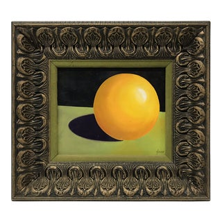 Mid-Century Modern Still Life Oil Painting For Sale