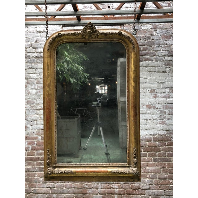 19th Century Provincial Mirror For Sale - Image 13 of 13