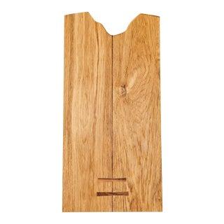 Live Edge Oak and Walnut Cutting Board For Sale