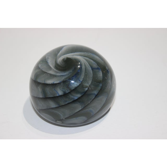 Mid-Century Modern Paper Weight by Tennesee's Irving J Slotchiver For Sale In West Palm - Image 6 of 12