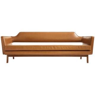Edward Wormley Open Back Sofa