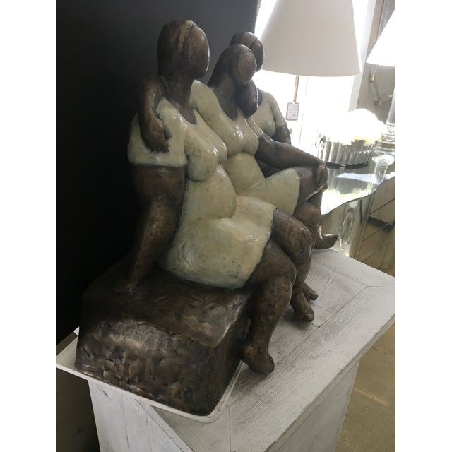 """Friends"" by Nnamdi Okonkwo For Sale In New York - Image 6 of 8"