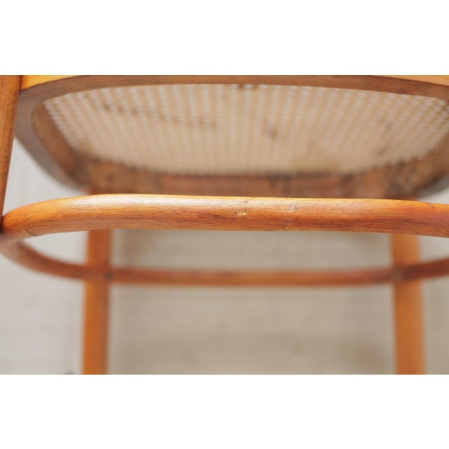 Josef Hoffmann 811 Prague Chairs - A Pair For Sale In San Francisco - Image 6 of 8