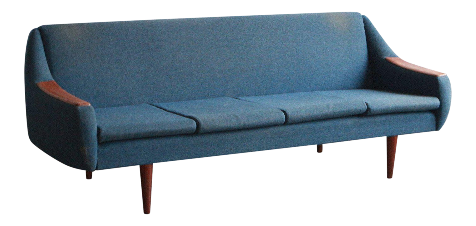 Vintage Used Pull Out Couches Sofas For Sale Chairish