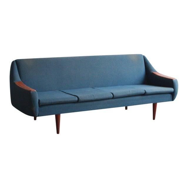 1960s Mid-Century Modern Norwegian Sleeper Sofa | Chairish