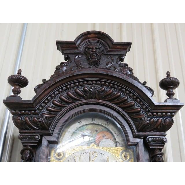 Elliot of London 9-Tube Figural Clock - Image 6 of 10