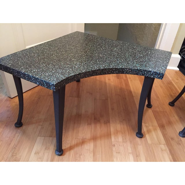 Metal Coffee Tables - A Pair - Image 4 of 4