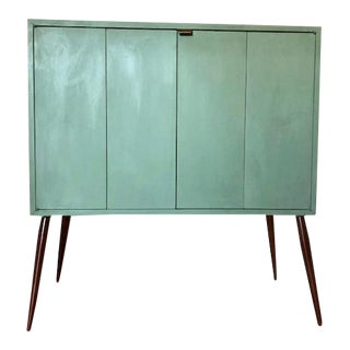 1960s Mid-Century Cabinet Credenza For Sale