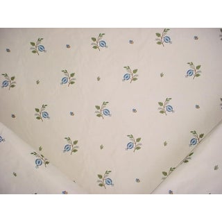 Kravet Couture 22307 Fantasy Garden Fils Cupe Brocade Upholstery Fabric- 12-1/2 Yards For Sale