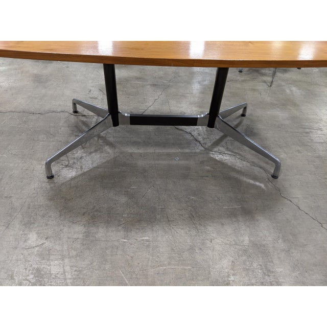 Eames Mid-Century Modern Eames Table/Writing Desk For Sale - Image 4 of 8