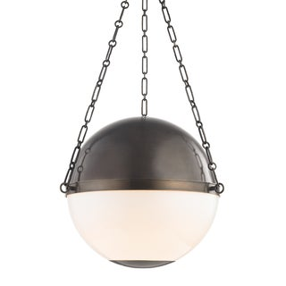 Sphere No.2 3 Light Large Pendant - DB Preview
