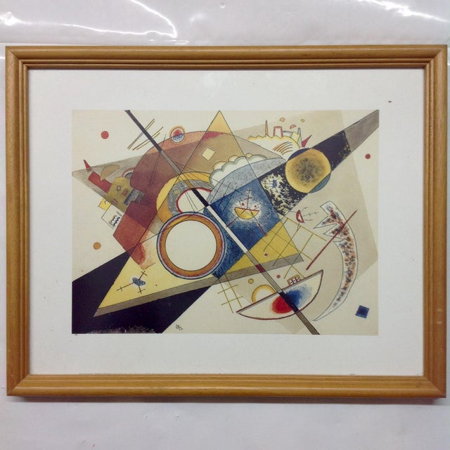 Kandinsky Lithograph by Graphique de France - Image 2 of 6