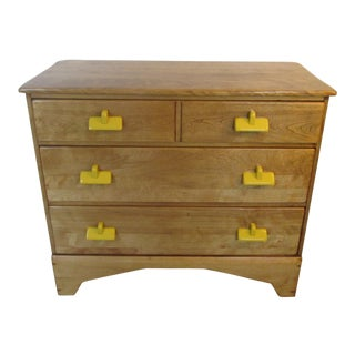 Vintage Rustic / Lodge Style Chest of Drawers by Herman DeVries For Sale