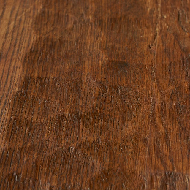 1970s Oak Bench by Jean Touret for Atelier Marolles For Sale - Image 5 of 7