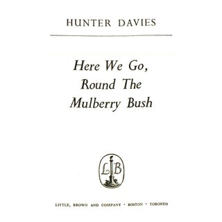 "1965 ""Here We Go, Round the Mulberry Bush"" Collectible Book Preview"